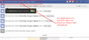 facebook graph search for nigerians search for friends interests