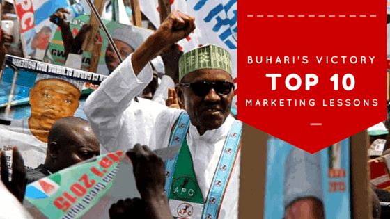 buhari election victory marketing lessons learned