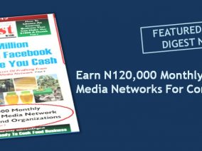 SUCCESS DIGEST FEATURE - How to become a social media manager in Nigeria